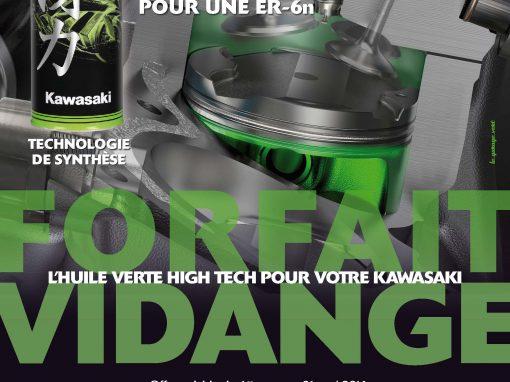 Affiche Opération Vent Vert (pour les concessionnaires)