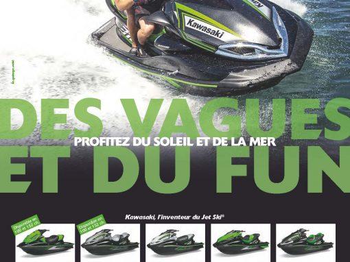 Annonce presse Jet Ski®