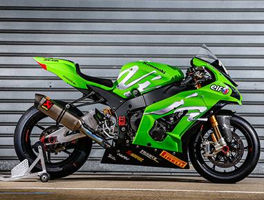Design de la moto de course #11
